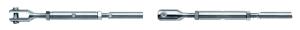 gaffel - spanhuis - geperste draadterminal CE