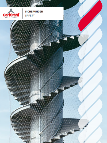 Catalogus (val)beveiliging Carl Stahl Architectuur