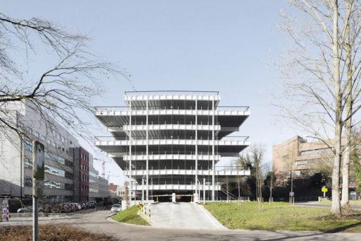 Parkeergebouw Leuven IMEC KU - Carl Stahl - 05