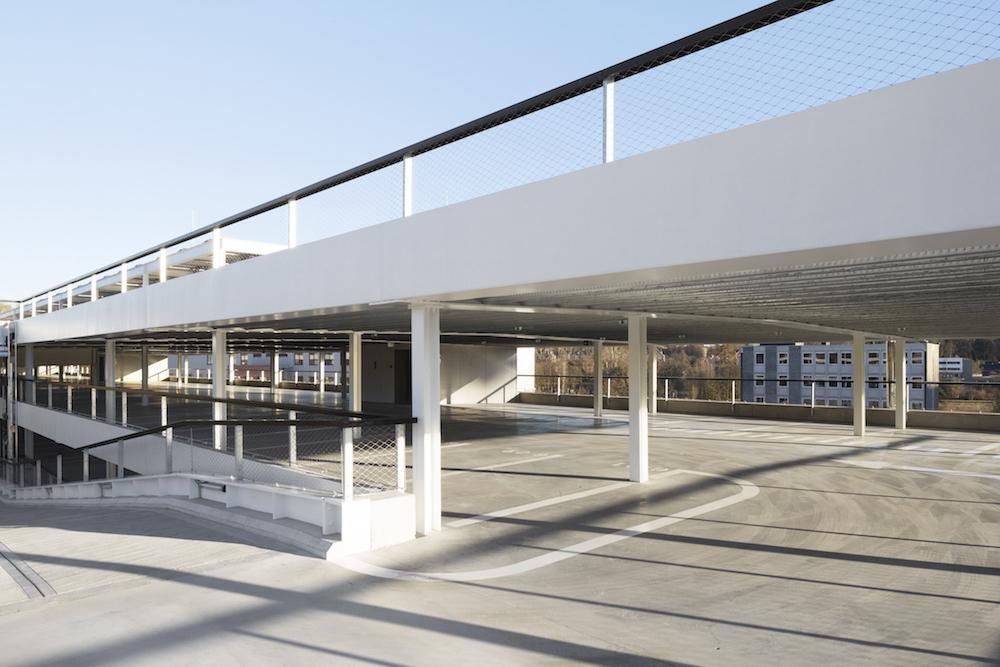 Parkeergebouw Leuven IMEC KU - Carl Stahl - 31
