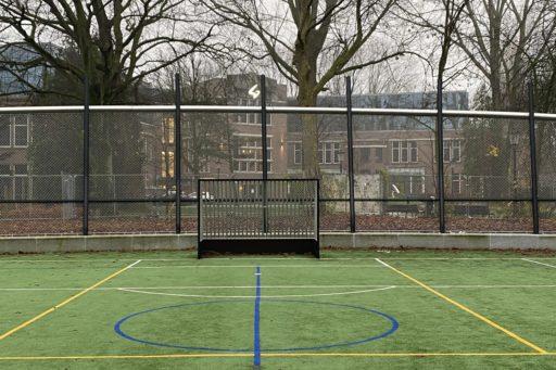 Oosterpark sportveld hekwerk - Carl Stahl