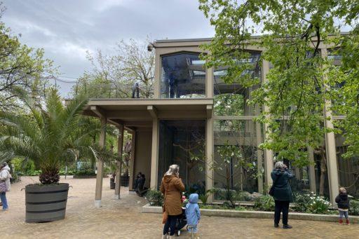 Gibbon huis - Carl Stahl Benelux