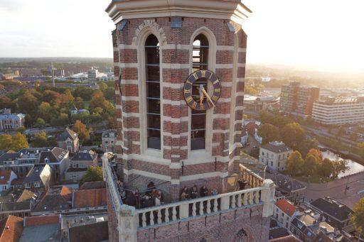 Peperbus Zwolle, Basiliek van Onze-Lieve-Vrouw-Tenhemlopneming - met RVS kabelnetten - Carl Stahl Benelux