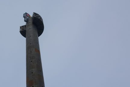Uitkijktoren Toekan Toren in Hardewijk met RVS kabelnetten - Carl Stahl Benelux