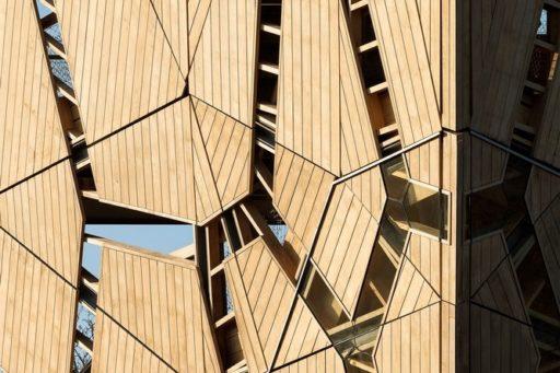 Uitkijktoren Pompejus met RVS kabelnetten ter beveiliging - Carl Stahl Benelux