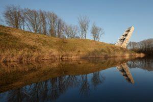 Uitkijktoren Pompejus als uitkijkpunt en openlucht theater met RVS kabelnetten - Carl Stahl Benelux